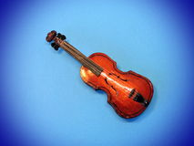 Violin toy Stock Image