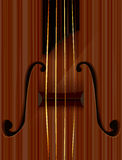 Violin vector Royalty Free Stock Images