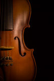 Violin vintage Royalty Free Stock Photography