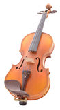 Violin on the white background Royalty Free Stock Images