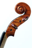 Violin11.JPG. Violin tuning keys Royalty Free Stock Image