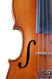 Violin12.JPG. Violin box closeup royalty free stock photography