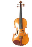 Violin3.jpg. Straight shot of a violin Stock Image