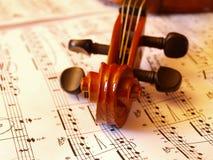Violine 10 Lizenzfreie Stockbilder