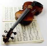 Violine Lizenzfreies Stockfoto