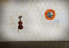 Violine Stockbild