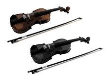 Violine Immagine Stock Libera da Diritti