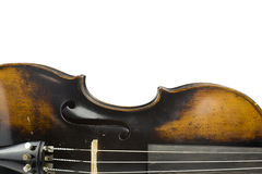Violine 9 Stockfotografie