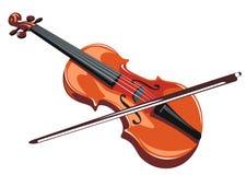 Violine lizenzfreie abbildung