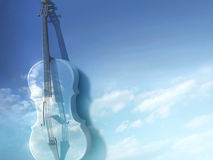 Violine stock photography