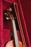 Violine classico Fotografia Stock