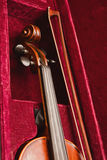 Violine classique Photo stock