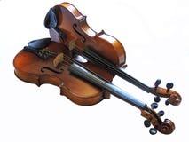 Violine Germain, klassisches Musikinstrument lizenzfreie stockfotos