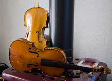violinen Stockfoto