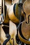 violinen Lizenzfreie Stockbilder