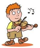 violinist illustration libre de droits