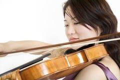 violinist 5 fotografering för bildbyråer