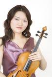 violinist 7 royaltyfri fotografi