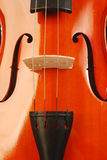 Violino 003 Foto de Stock Royalty Free