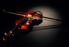 Violino Fotos de Stock Royalty Free