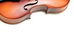 Violino fotografie stock