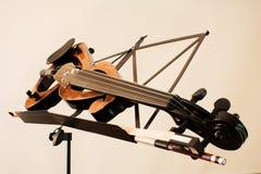 Violino 1 Fotografia Stock Libera da Diritti