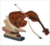 Violino 1 Imagens de Stock