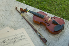 Violino Imagens de Stock Royalty Free
