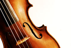 Violino antigo Foto de Stock Royalty Free