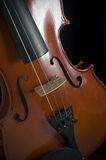 Violino clássico Fotografia de Stock Royalty Free