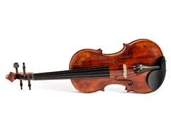 Violino classico di legno Fotografie Stock