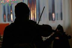 Violino. Concerto musica musicista Royalty Free Stock Photo
