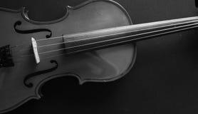 Violino dello strumento musicale Violino antico Strumento a corda Fotografia Stock Libera da Diritti