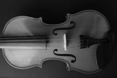 Violino dello strumento musicale Violino antico Strumento a corda Immagine Stock