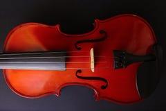 Violino dello strumento musicale Violino antico Strumento a corda Immagine Stock Libera da Diritti