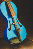 Violino moderno Foto de Stock