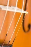 Violino (serie) Fotografia Stock Libera da Diritti