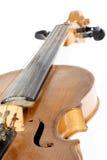 Violino velho Fotografia de Stock Royalty Free