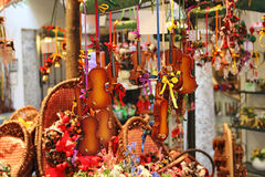 Violinos pequenos Foto de Stock
