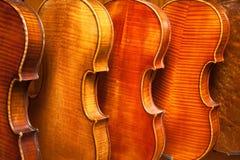 Violins Stock Images