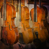 Violins Royalty Free Stock Photo