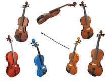 Violins Royalty Free Stock Images