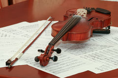 Violon Photo stock