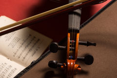 Violon Image stock