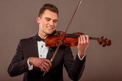 Violon d'instrument de musique Image stock