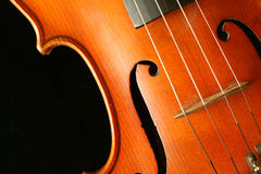 Violon de cru photographie stock