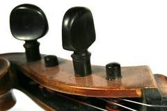 violoncelldetalj Royaltyfri Foto