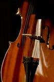 Violoncelle Photo libre de droits