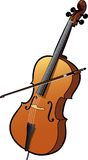 Violoncelle Photo stock