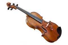 Violoncello. Isolated under the white background royalty free stock photography